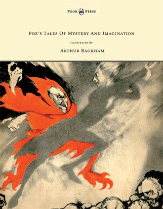 Poe's Tales of Mystery and Imagination - Arthur Rackham