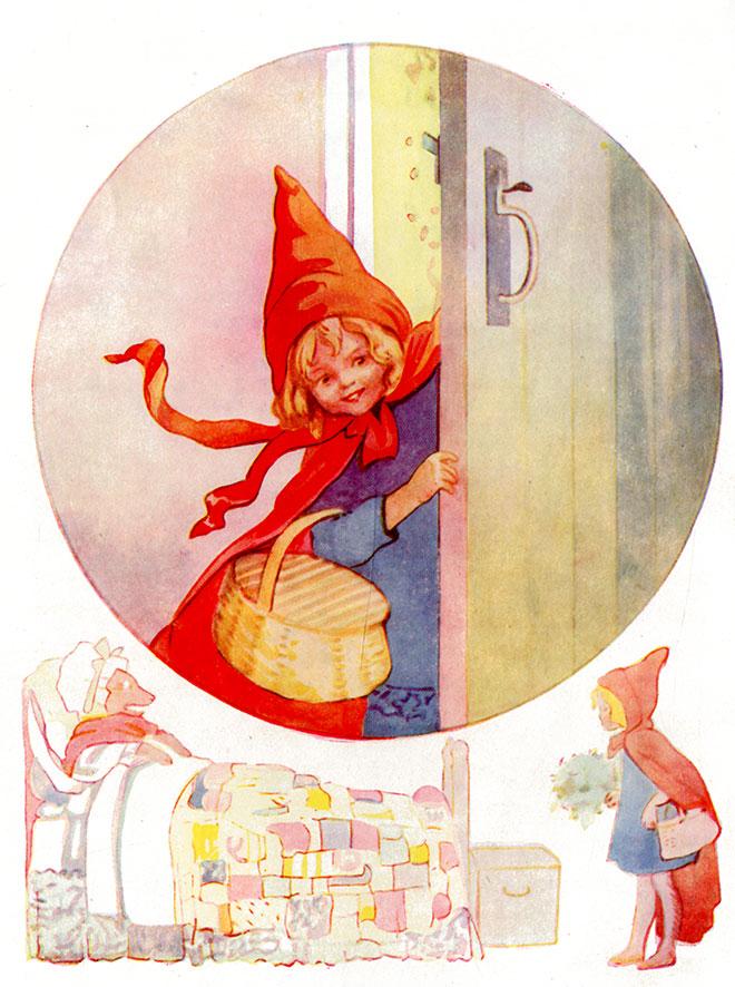 Fairy Tales, Margaret Tarrant, 1915.
