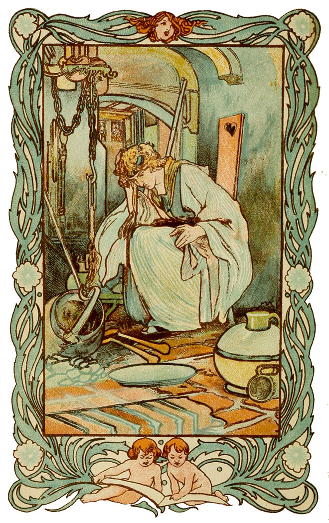 Tales of Passed Times, Charles Robinson, 1900.