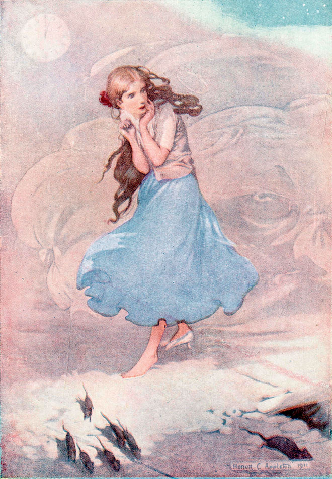 Cinderella – And Other Girls Who Lost Their Slippers