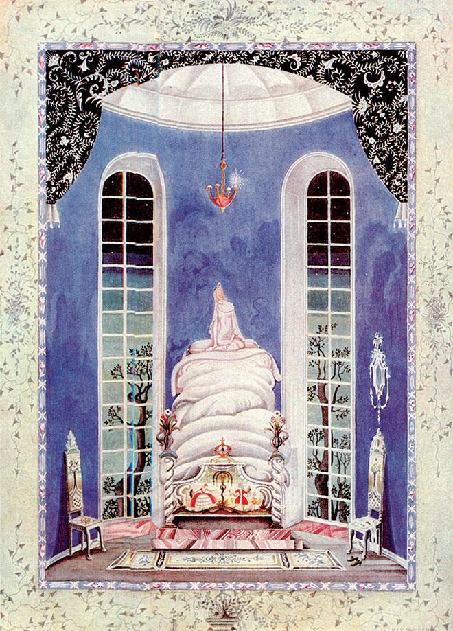 The Fairy Tales of Hans Christian Andersen, Kay Nielsen, 1924.