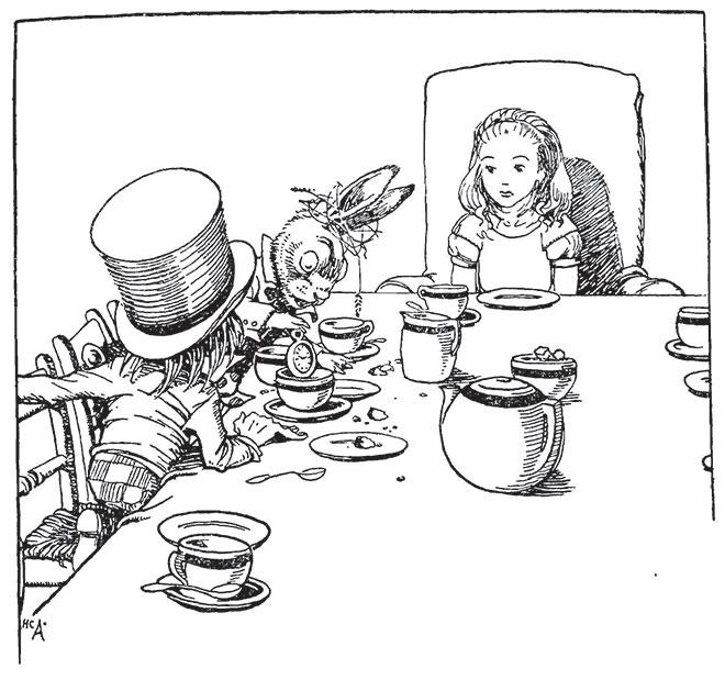 The Children's Alice, Honor Appleton, 1919.