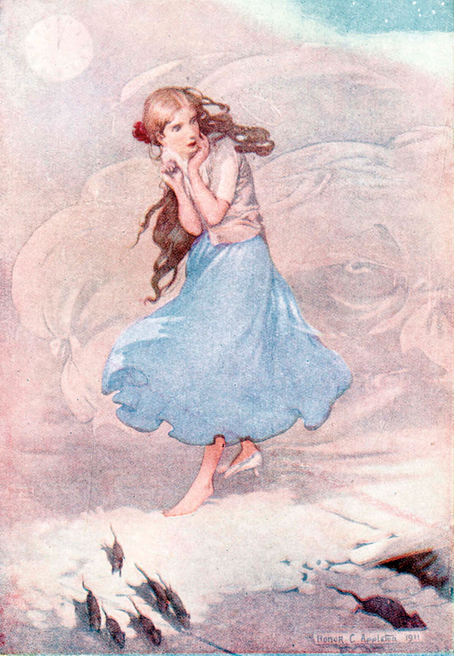 Perrault's Fairy Tales, Honor Appleton, 1913.