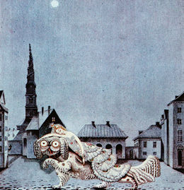 Kay Nielsen Illustration Gallery