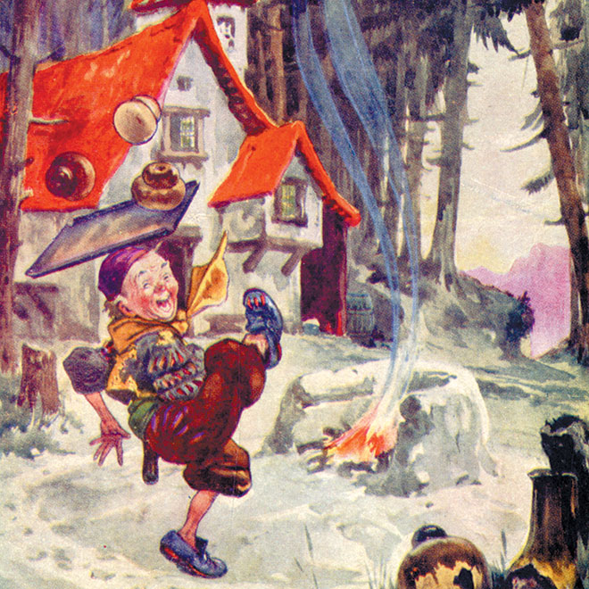 Rumpelstiltskin by Harry Rountree