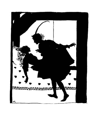 The Sleeping Beauty - Illustrated by Arthur Rackham