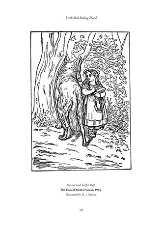 Little Red Riding Hood – And Other Girls Who Got Lost in the Woods (Origins of Fairy Tales from Around the World)