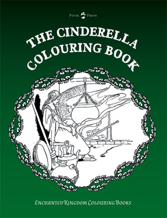 9781473327030 Rackhamcolouring PC The Arthur Rackham Colouring Book 9781473327047 Cinderellacolouring