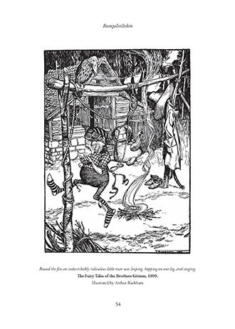 Rumpelstiltskin Origins
