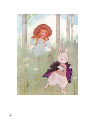 The Illustrated Alice in Wonderland
