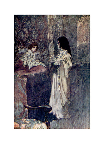 The Secret Garden Illustrated By Charles Robinson