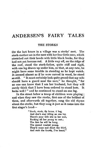 Hans Andersen's Fairy Tales – Illustrated by A. Duncan Carse