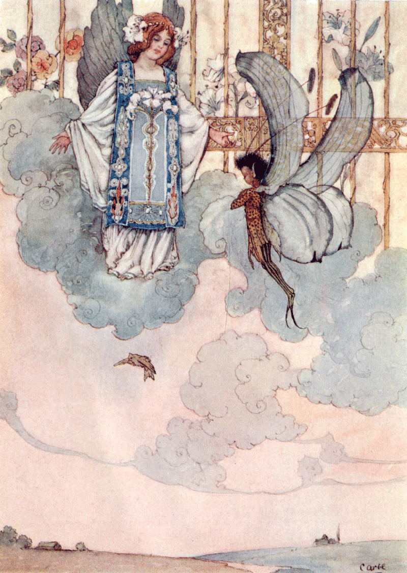 Dewdrops from Fairyland – Illustrated by A. Duncan Carse