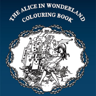 Enchanted Kingdom Colouring Books