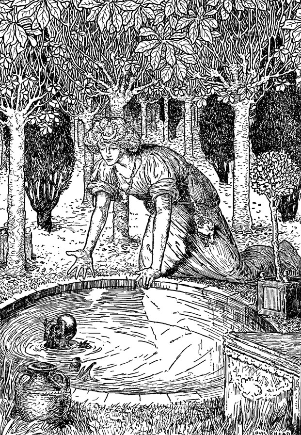 Grimm's Fairy Tales Illustrated by Louis Rhead