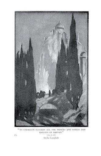 Legendary Stories Of Wales - Honor Appleton