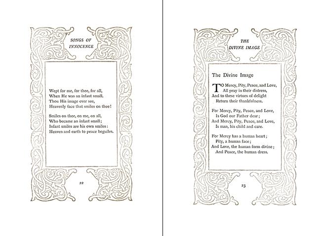 Songs of Innocence - Honor C Appleton