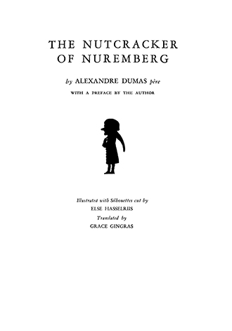 The Nutcracker of Nuremberg - Images by Else Hasselriis