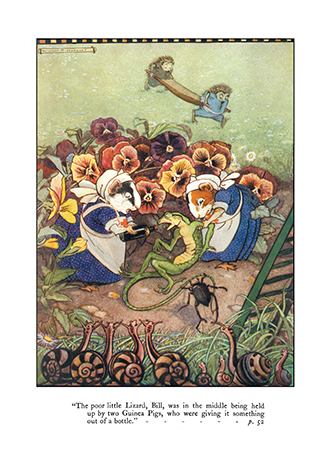 Alice's Adventures in Wonderland - Gwynedd M Hudson