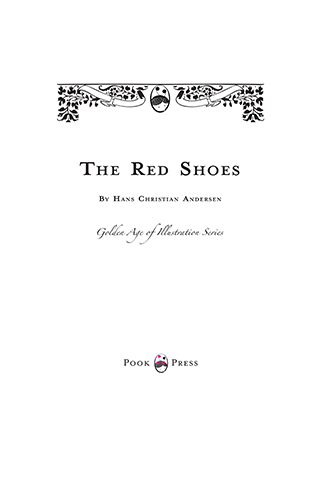 The Red Shoes - The Golden Age of Illustration