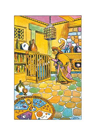 Raggedy Ann in the Magic Book - Johnny Gruelle