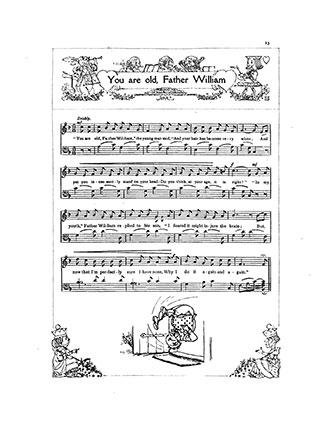 Songs From Alice in Wonderland - Charles Folkard