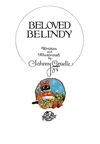 Beloved Belindy - Johnny Gruelle