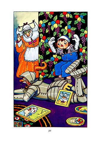 Raggedy Ann's Lucky Pennies - Johnny Gruelle