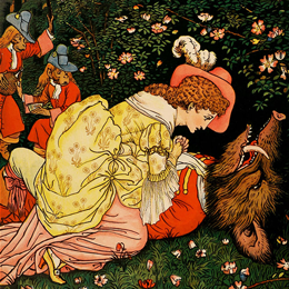 Beauty and the Beast Illustration Gallery
