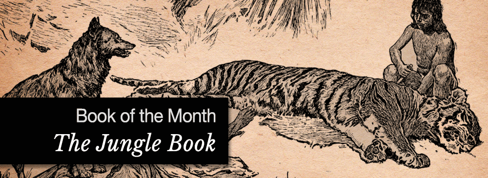 Book of the month The Jungle Book