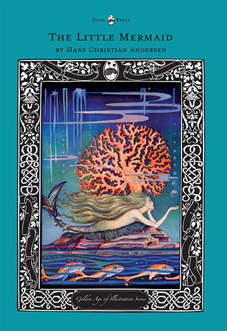 The Little Mermaid - Golden Age of Illustration Series