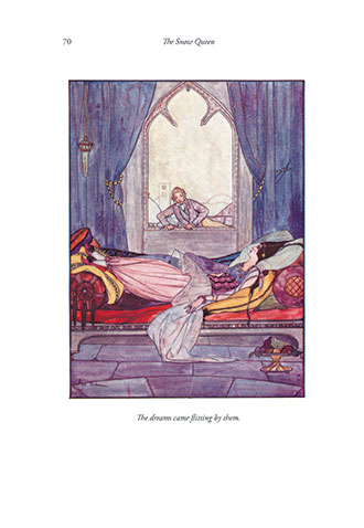 The Snow Queen - Golden Age of Illustration Series