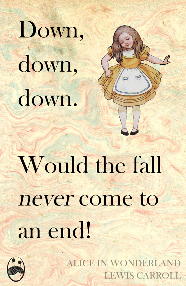 Alice In Wonderland Quotes Awesome Alice In Wonderland Quotes By Lewis Carroll Pook Press