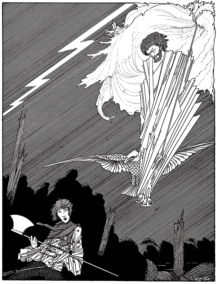 The Ridiculous Wishes - Harry Clarke