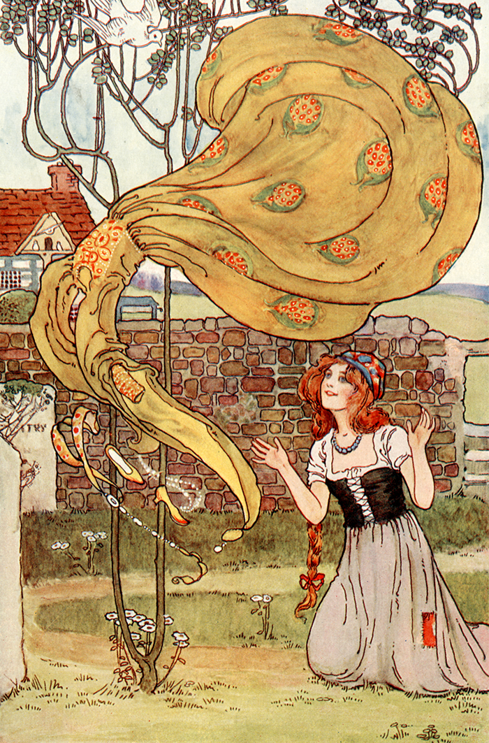 Grimm's Fairy Tales illustrated by Millicent Sowerby