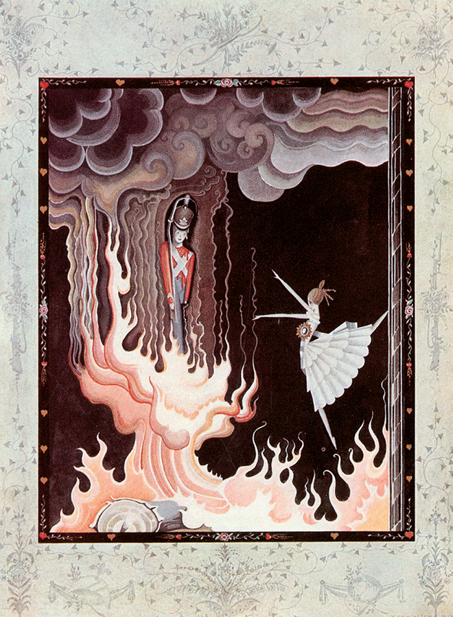 The Fairy Tales Of Hans Christian Andersen – Illustrated By Kay Nielsen