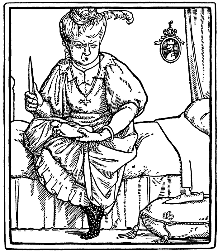 European Folk and Fairy Tales illustrated by John D. Batten