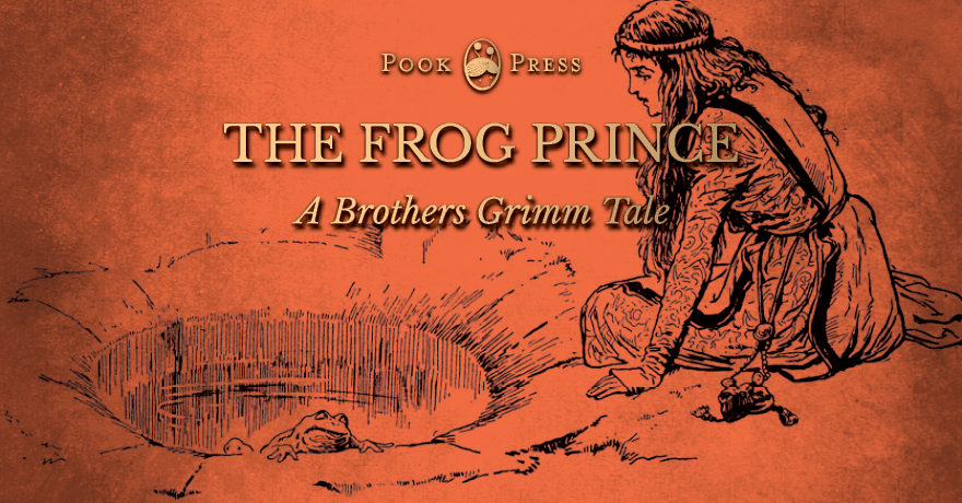 The Frog Prince, Brothers Grimm