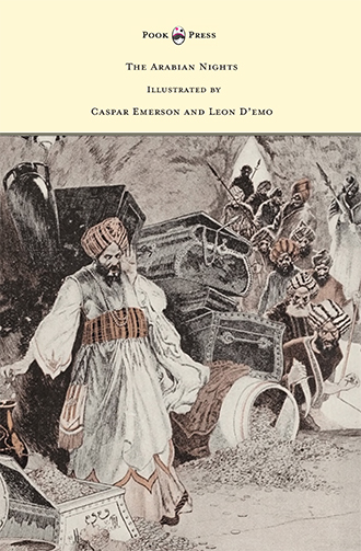 The Illustrated Arabian Nights - By Caspar Emerson and Leon D'emo
