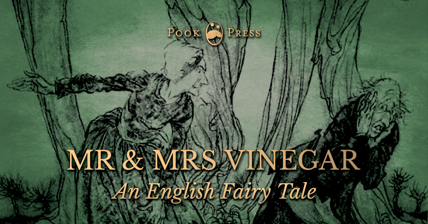 Mr and Mrs Vinegar story