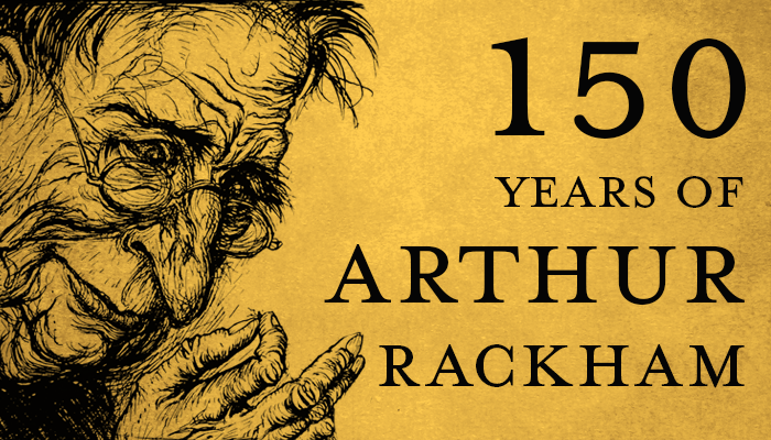 150 years of Arthur Rackham