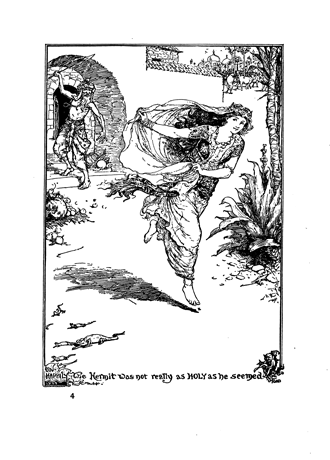 The Lilac Fairy Book by Andrew Lang illustrated by H. J. Ford