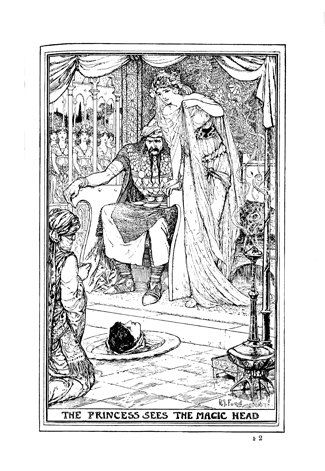 The Brown Fairy Book Andrew Lang H. J. Ford