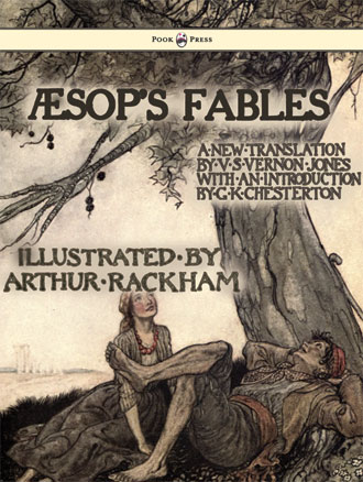 Aesop's Fables - Arthur Rackham