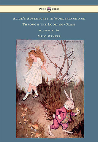 Alice in Wonderland - with Milo Winter illustrations