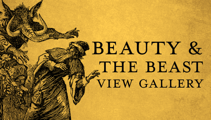 The Original Beauty And The Beast Story Beauty And The Beast History