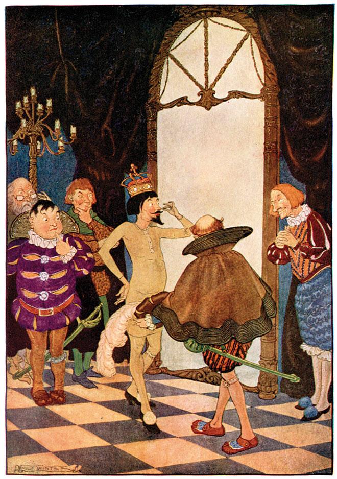 Hans Andersen's Fairy Tales, Milo Winter, c. 1916.