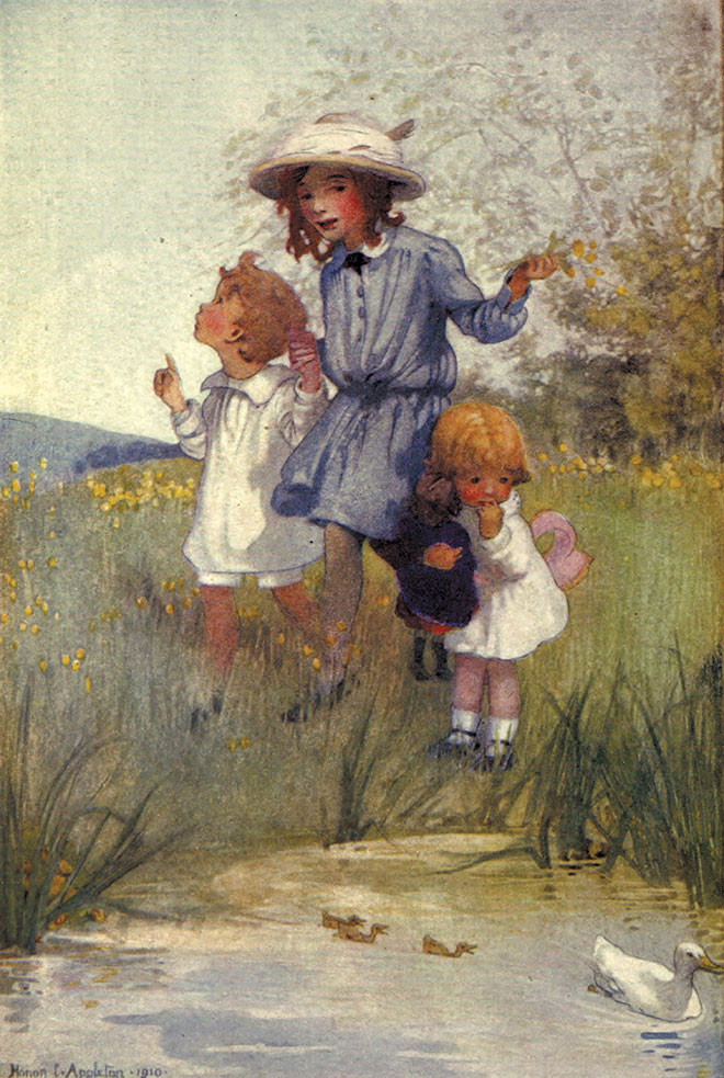 Songs of Innocence, Honor Appleton, 1912.