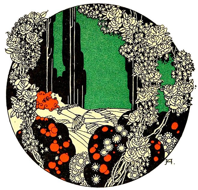 Tales of Passed Times, John Austen, 1922.