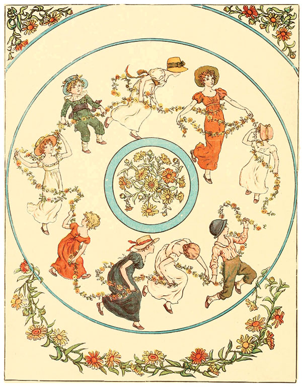 Kate Greenaway Biography >> Book Illustration